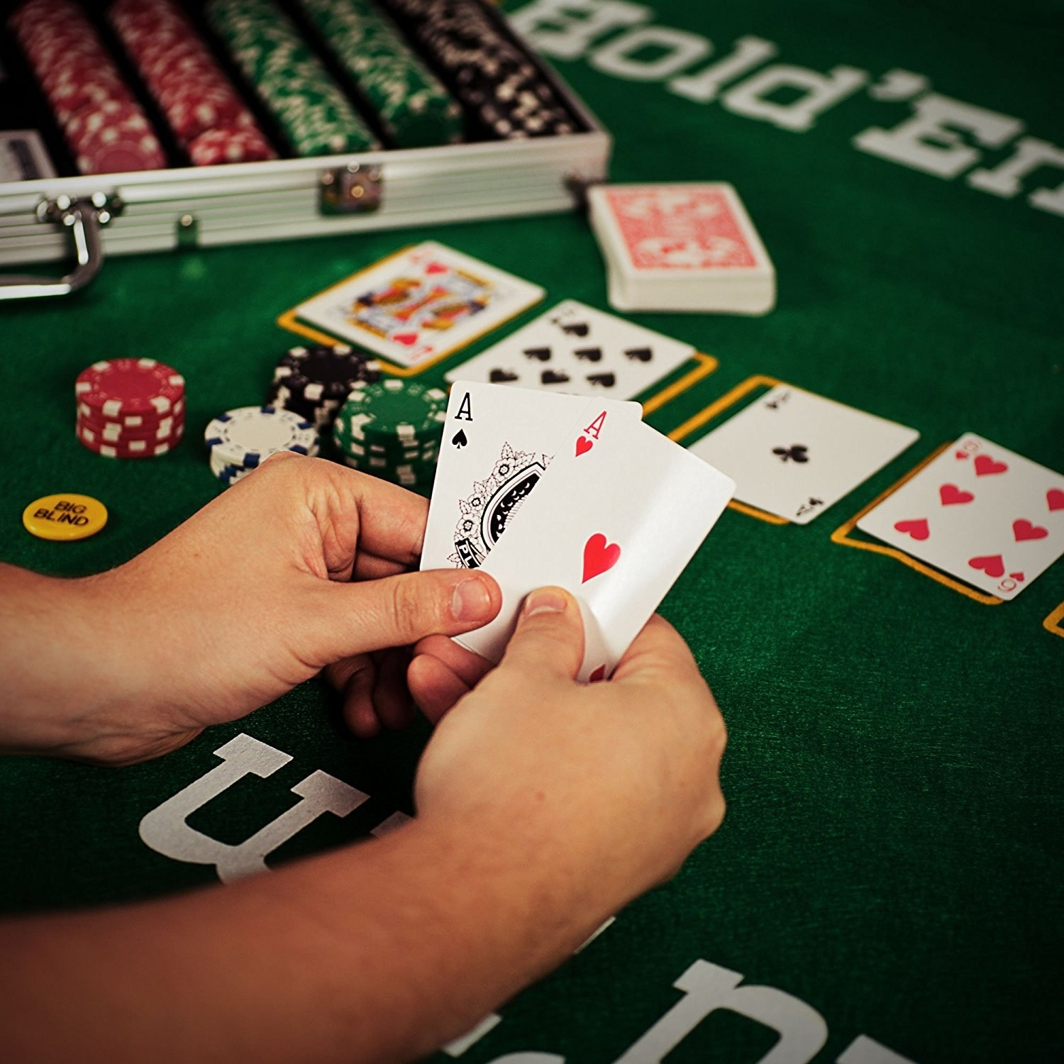 How to make money online playing poker