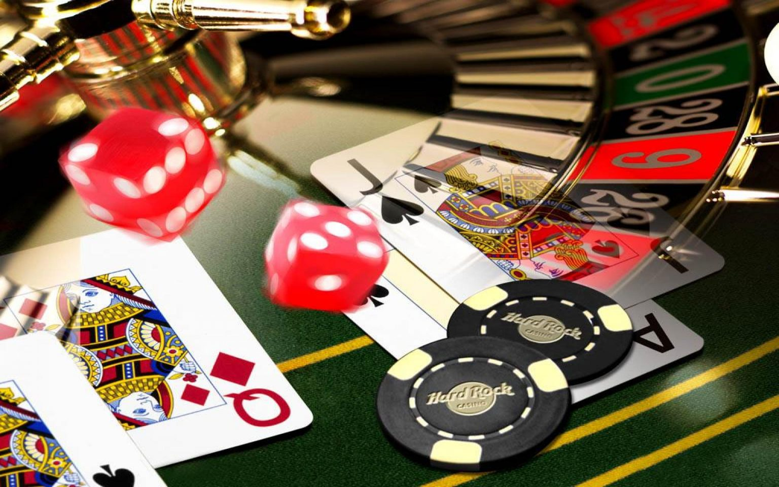 How casinos give away free play money