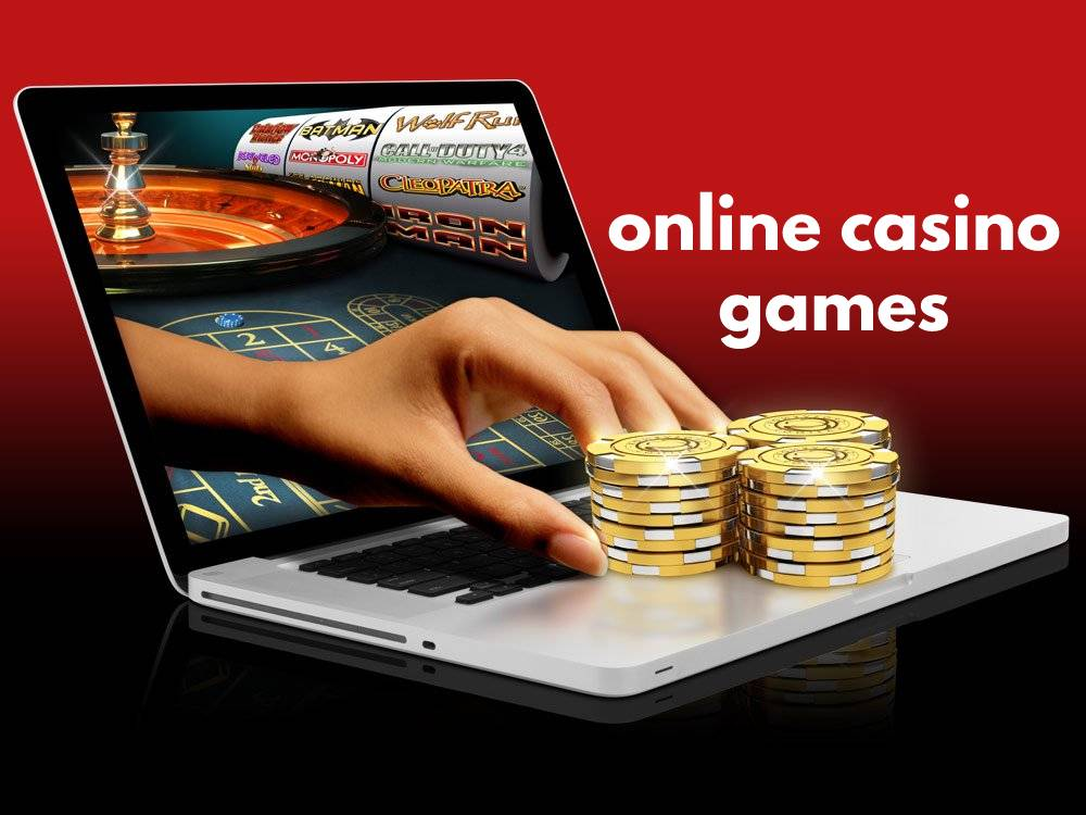 Different type of Online Casino Games